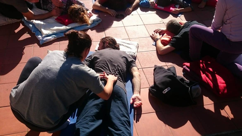 Corsi di formazione sul Massaggio bioenergetico e Points and Position